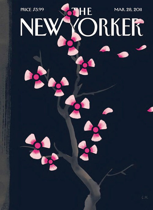 New Yorker Dark Spring