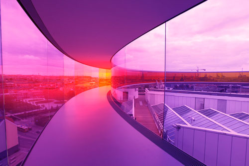 Olafur Eliasson Rainbow
