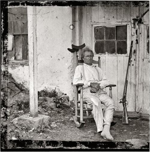 Old Hero Of Gettysburg