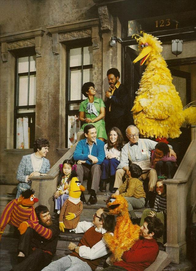 Original Sesame Street Cast