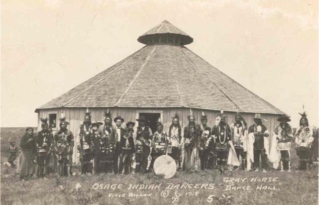 Osage Dancers