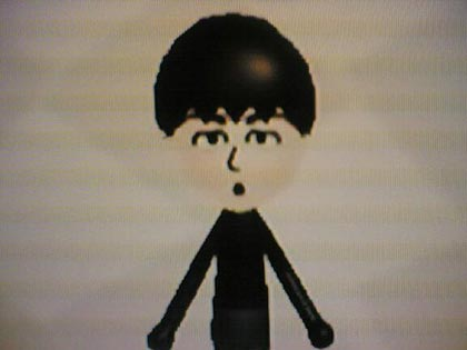 Paul Mccartney Mii