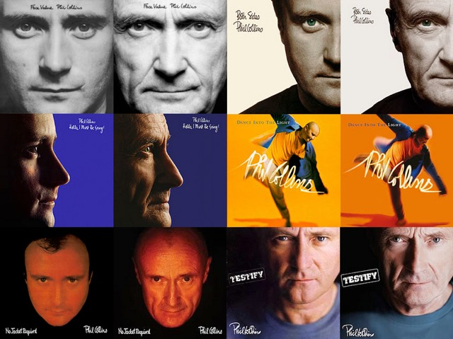 Phil Collins Albums Remastered
