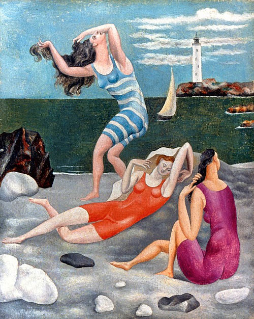 Picasso Bathers