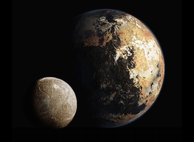 HD Pluto