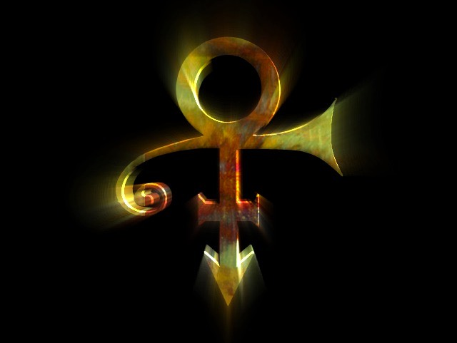 how prince�s iconic symbol was designed