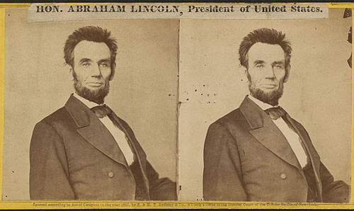 Punk Abe Lincoln