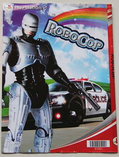 Robocop Sparkle