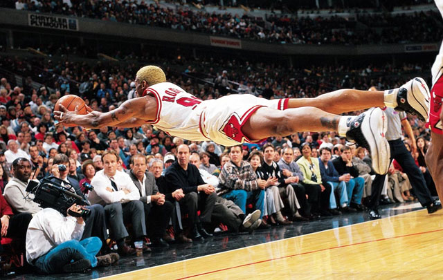 Rodman rebounds