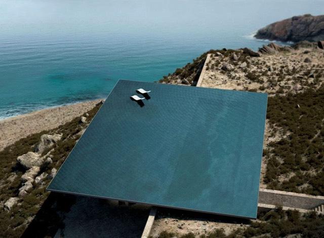 Roof Infinity Pool