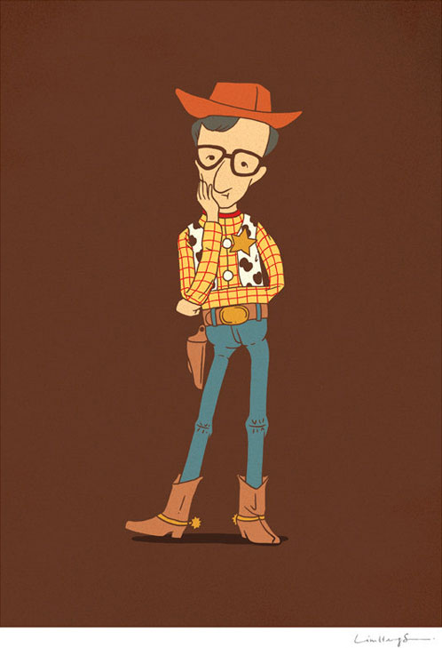 Sheriff Woody Allen