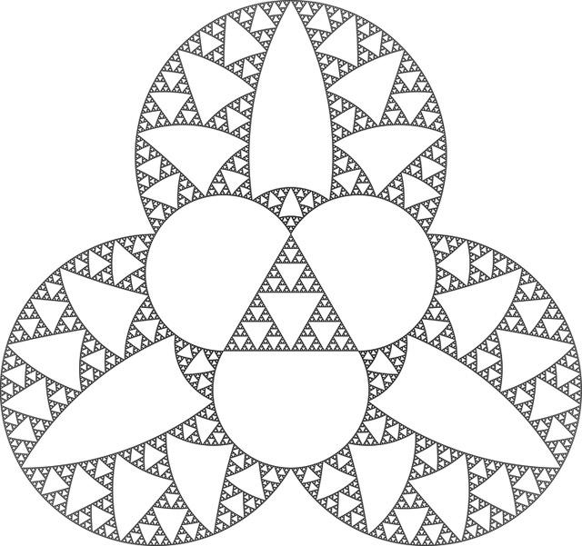 Sierpinski Curved