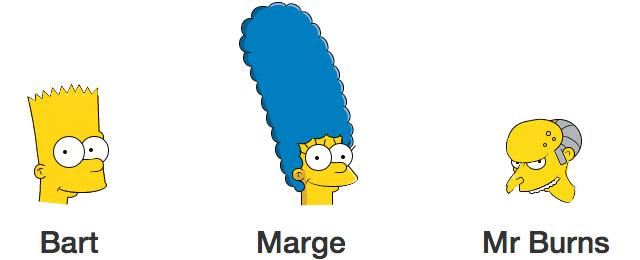 Simpsons CSS