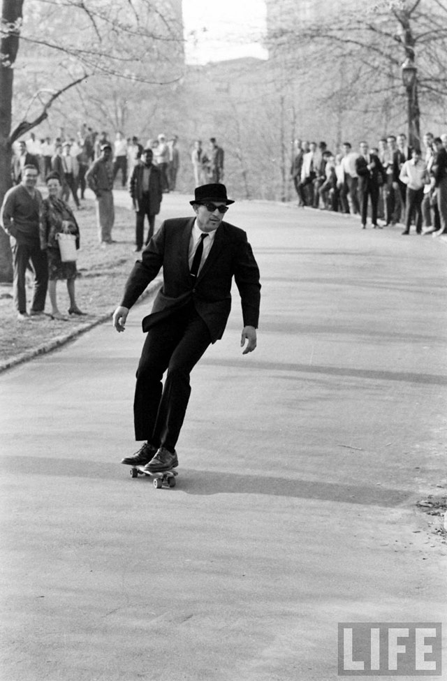 Skate NYC 60s