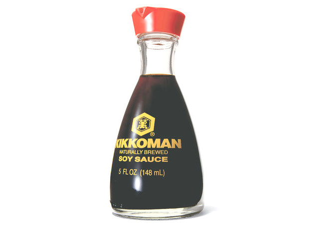 Soy Sauce Bottle
