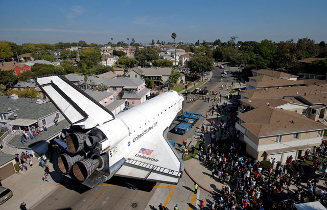 Space Shuttle LA
