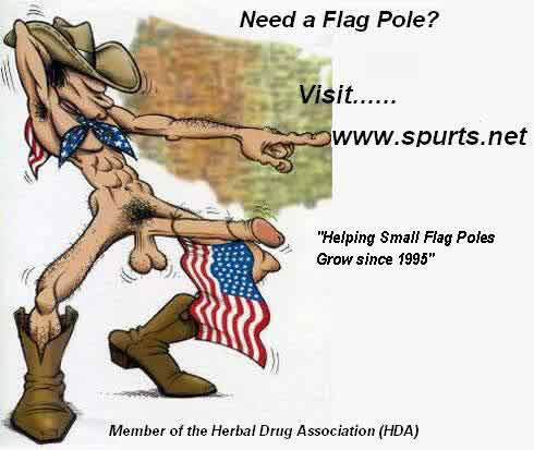 Need a flag pole?