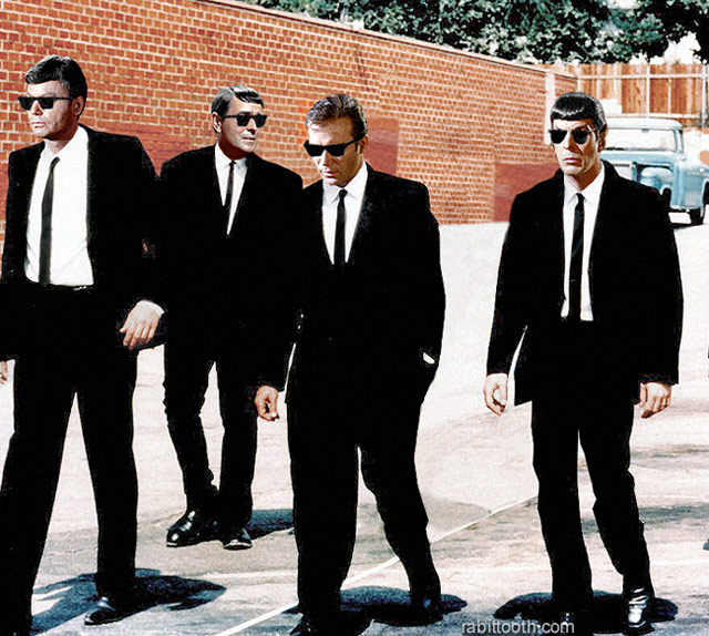 Star Trek Reservoir Dogs