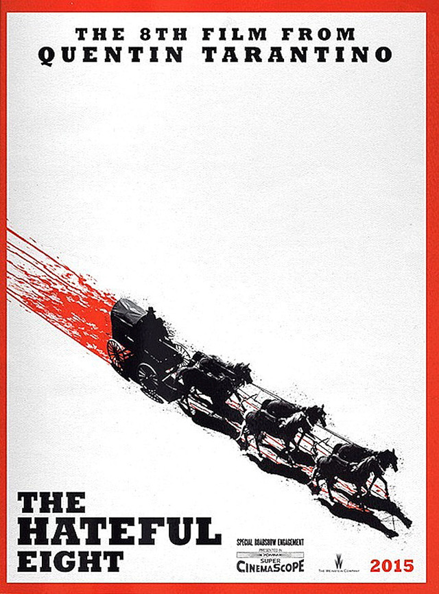 Tarantino Hateful Eight