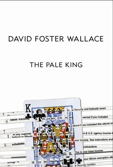 The Pale King Cover