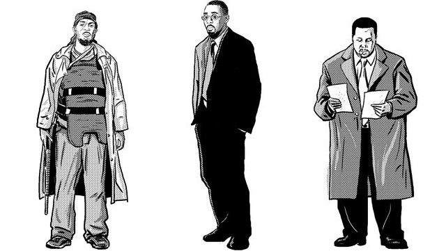 The Wire Illustrated