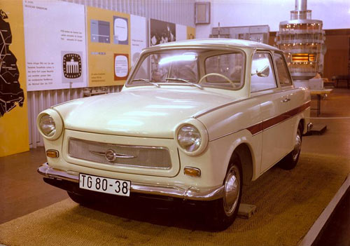 Trabant 1963