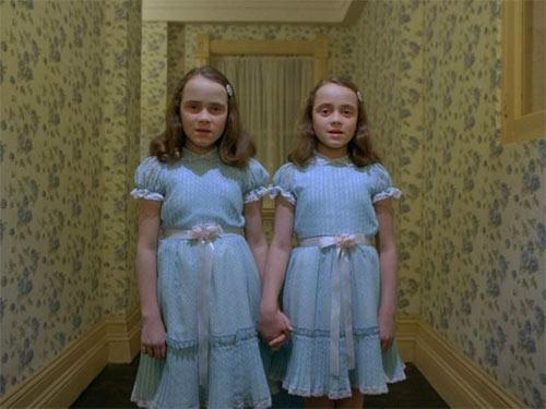 Twins Kubrick