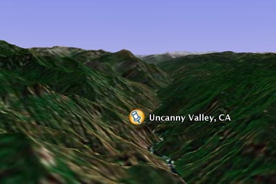 Uncanny Valley, CA
