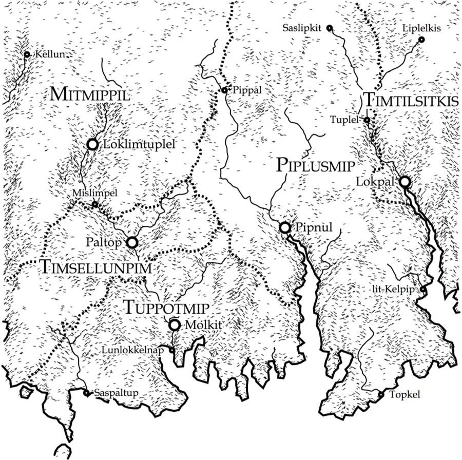 Uncharted Atlas