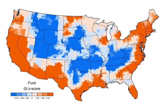 United States of Swearing
