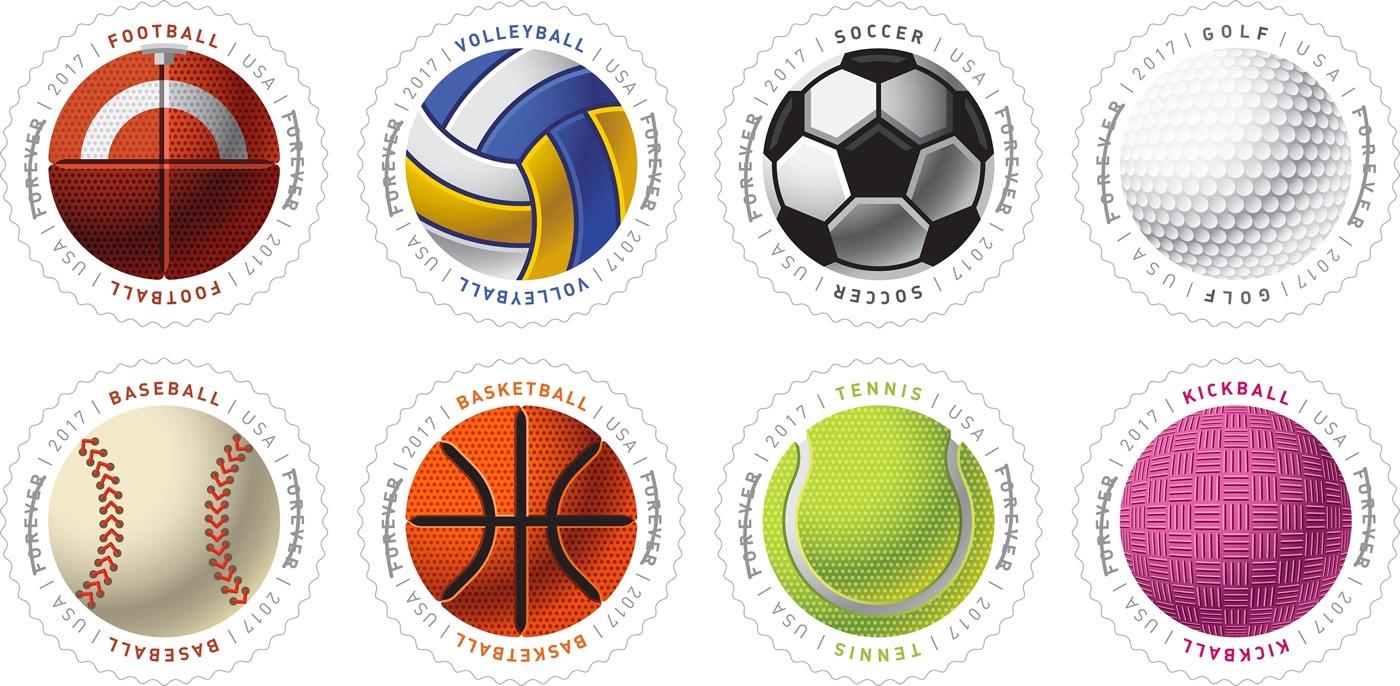USPS Balls