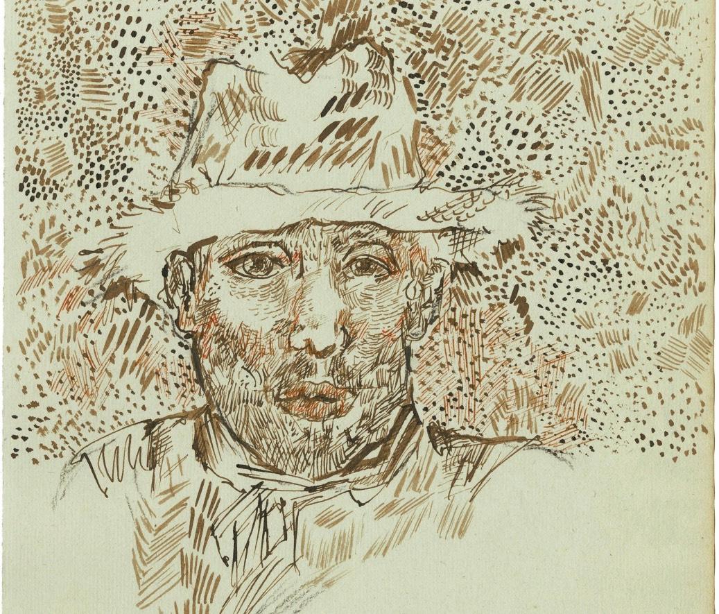 Van Gogh Drawing
