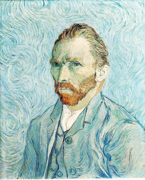 Van Gogh Self before