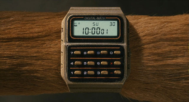 Watches, Fantastic Mr Fox